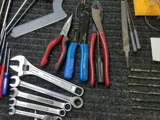 <p>When the team keeps their tools like this it give great confidence in how they are maintaining quality.</p>